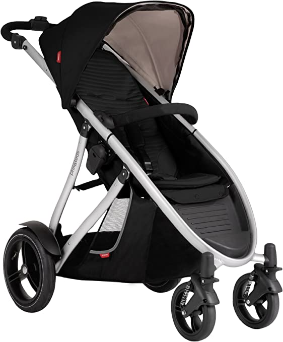 Verve Carrycot Phil /& Teds Vibe Black Free Shipping!