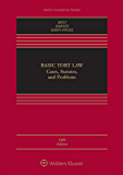 Basic Tort Law: Cases, Statutes, and Problems: Cases, Statutes, and Problems (Aspen Casebook Series)