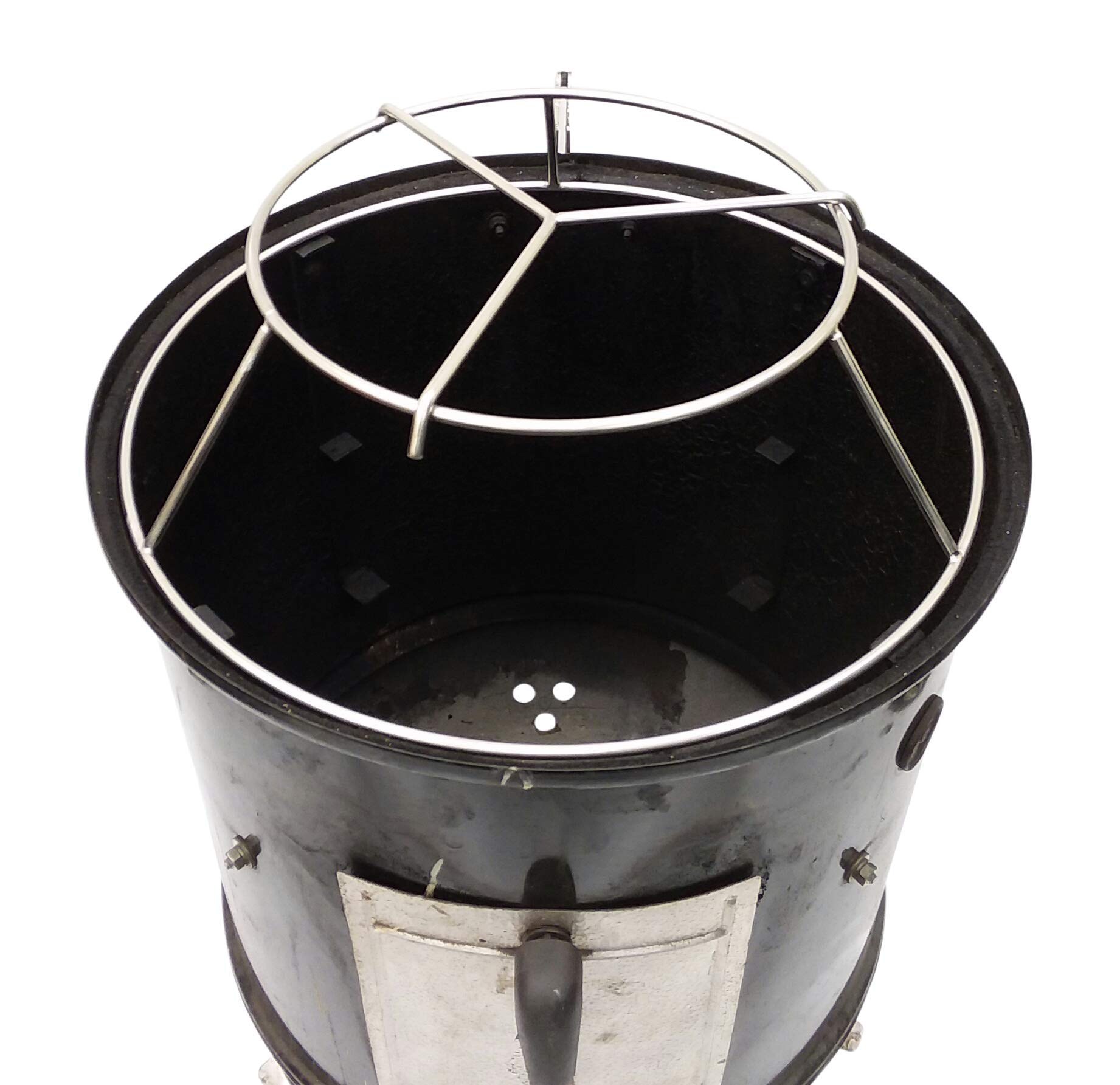 Stainless Steel Rib Hanger for WSM by Hunsaker Smokers