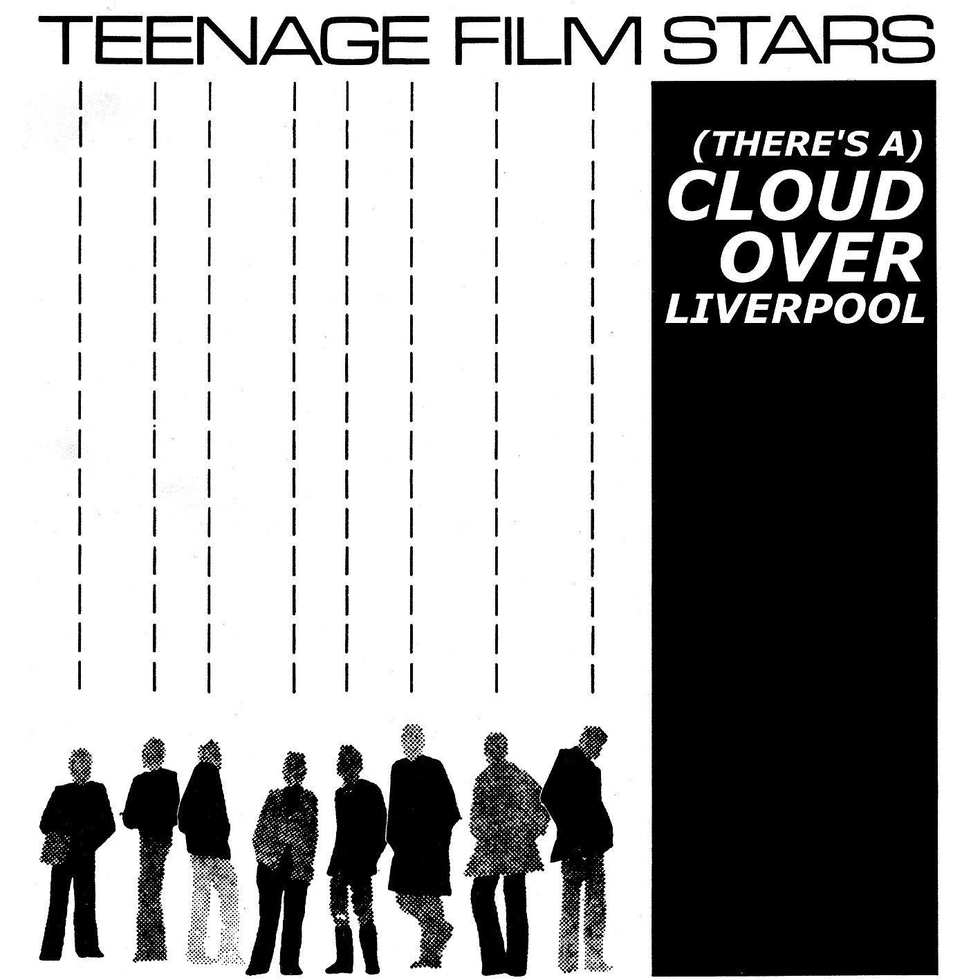 Vinilo : Teenage Filmstars - (there's A) Cloud Over Liverpool (LP Vinyl)
