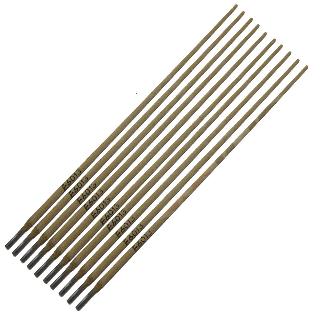 All Trade Direct 20 X Arc 2.5Mm Welding Electrode Rods For Mild Steel General Purpose Type E6013