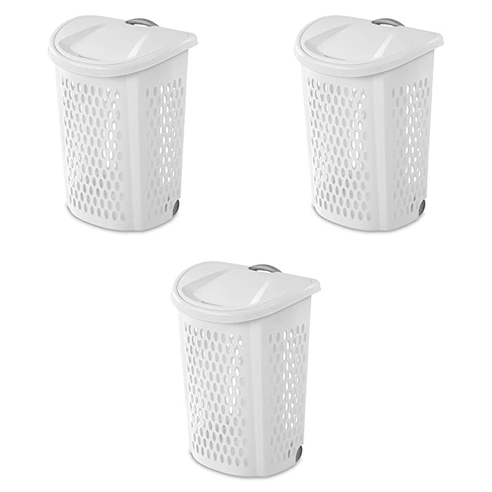 Top 8 Laundry Bin With Wheel