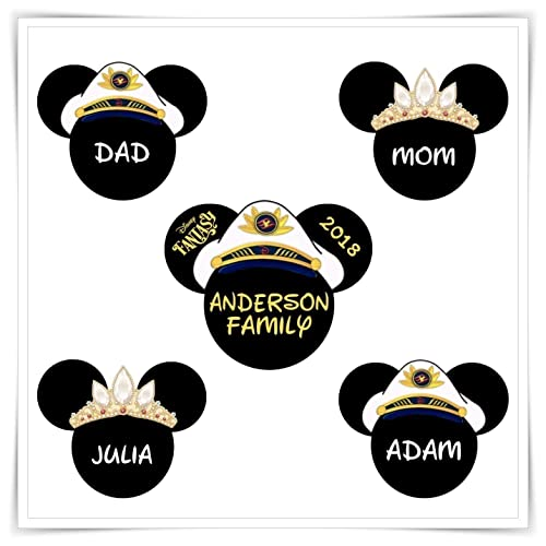 photo relating to Disney Cruise Door Decorations Printable identified as Custom-made Disney Cruise Magnet. Cruise Doorway Magnet. Mickey Minnie Magnet.