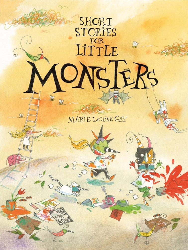 Short Stories for Little Monsters pdf