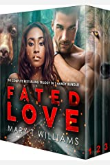 Fated Love: A BBW, BWWM Shifter Romance Boxed Set (Afro Bundles Book 10) Kindle Edition