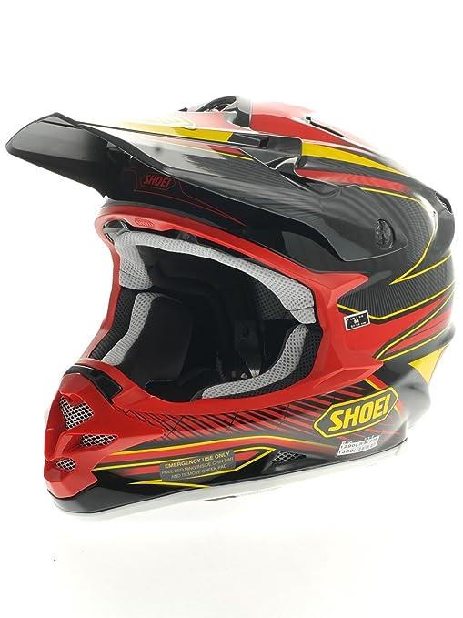 Nuevo casco de moto Shoei VFX-W infrarrojos TC1 Talla:XS 54cm