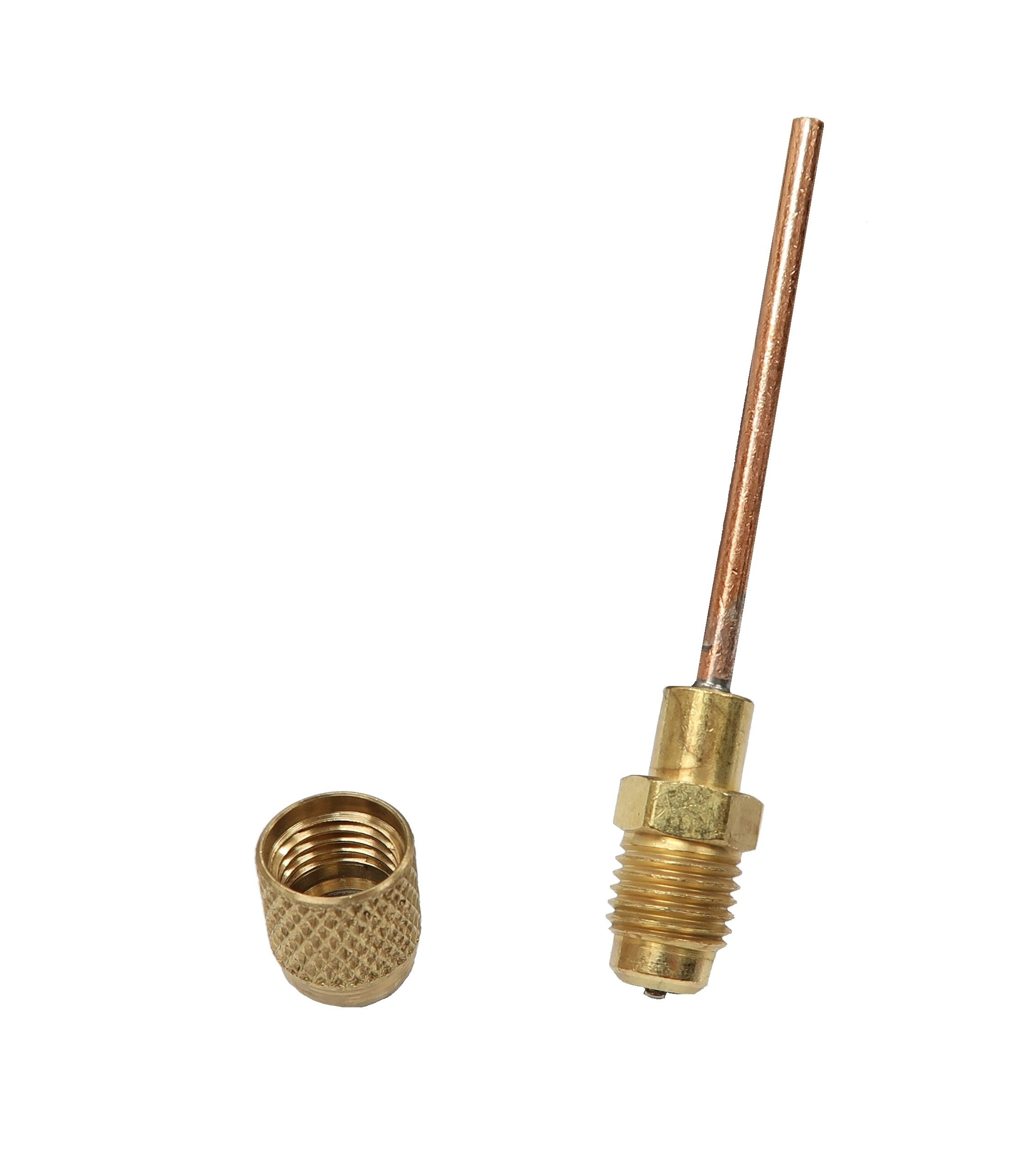 JB Industries A31002 OD Copper Tube Extension, 1/8''