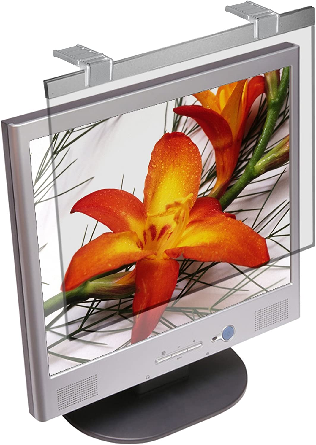 Kantek LCD Protect Deluxe Anti-Glare Filter for 15 Inch LCD Monitors (LCD15)