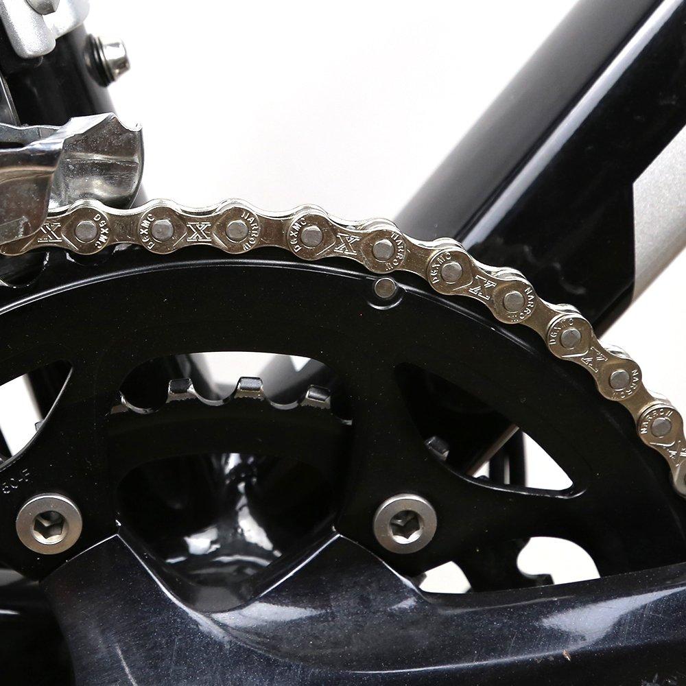 Cadena de bicicleta de 9 velocidades,116 eslabones