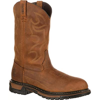 Rocky Men's Fq0002733 Western Boot   Industrial & Construction Boots