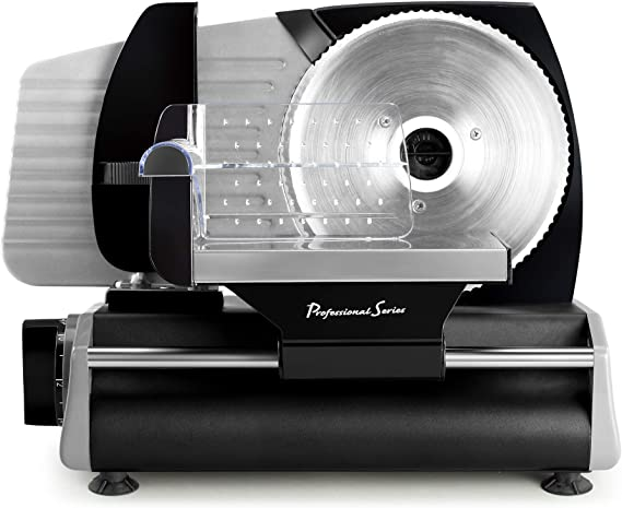 Professional Series Pro Series Meat Slicer, 7.5, Stainless Steel