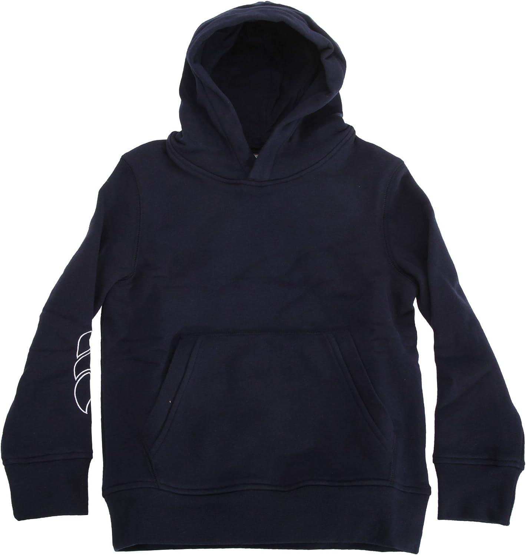 Canterbury Childrens//Kids Team Hooded Sweatshirt//Hoodie