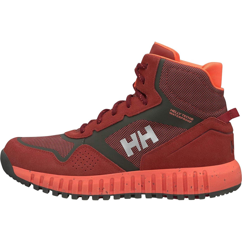 Rouge (rouge Brick Beluga Bright 199) Helly Hansen W Monashee Ullr Ht, Chaussures de Randonnée Hautes Femme 41 EU