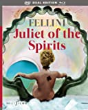 Juliet of the Spirits - (Limited Edition Dual Format) [Blu-ray]