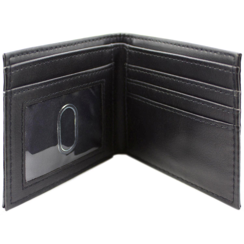 Nickelodeon Invader Zim Impending Doom Black ID Card Bi-Fold Wallet