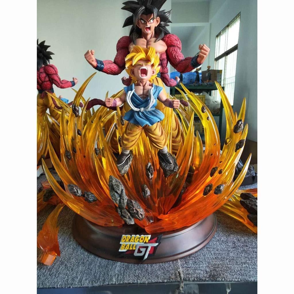 HX Super Four Enkelkinder Super 4 Strongest Transformation Limited Edition Dragon Ball