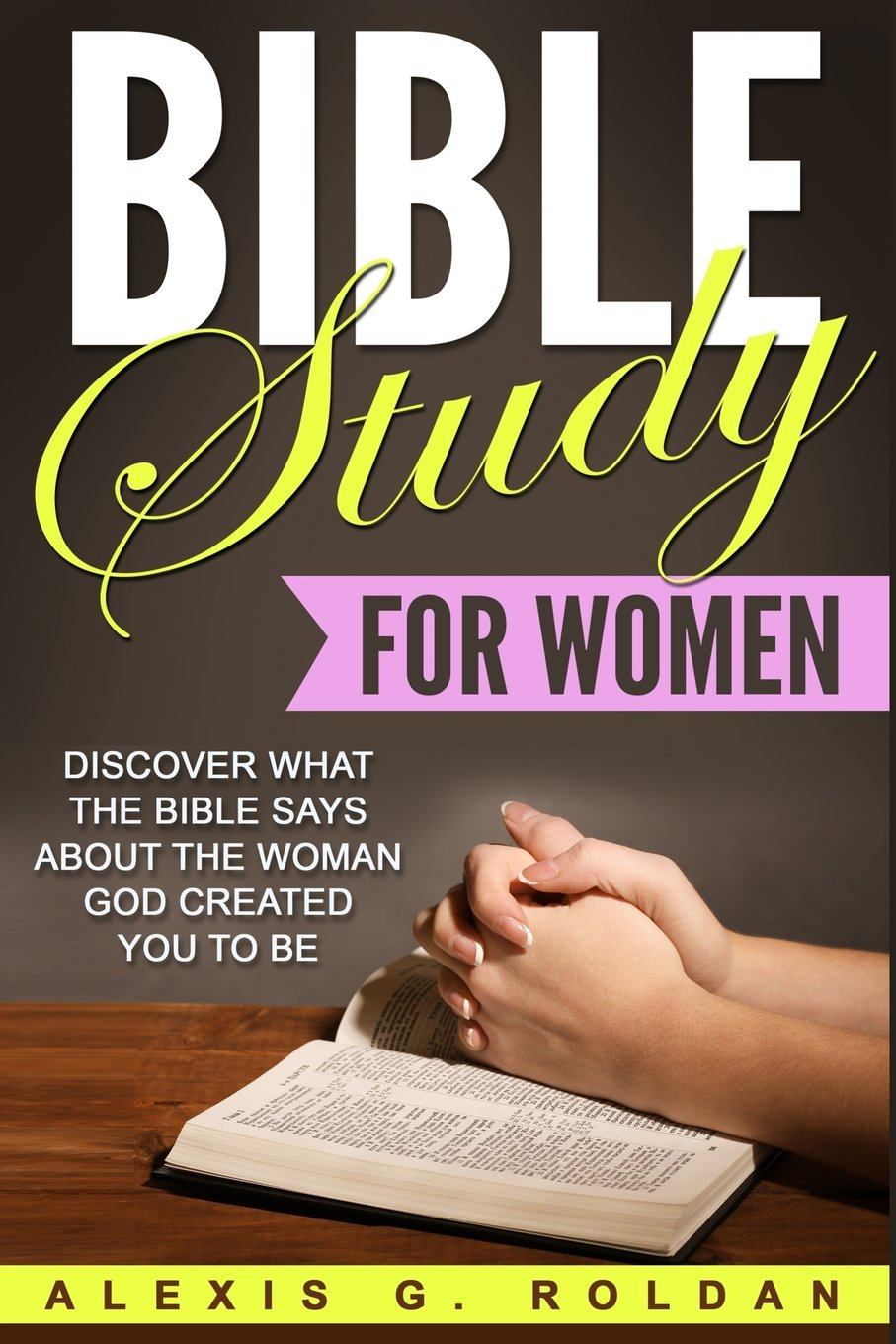 Bible Study Women Discover Created product image