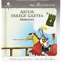 Artur errege gaztea (Mini klasikoak)