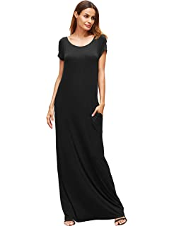 Short Maxi Dress with Long Sleeves