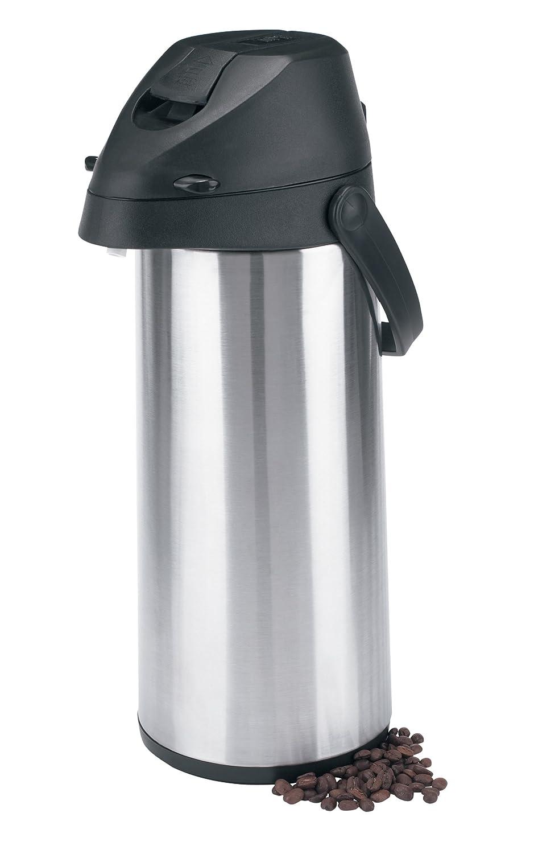 Trudeau Alpha 1.9-Liter Stainless Steel Pump Pot, Satin Finish 085133