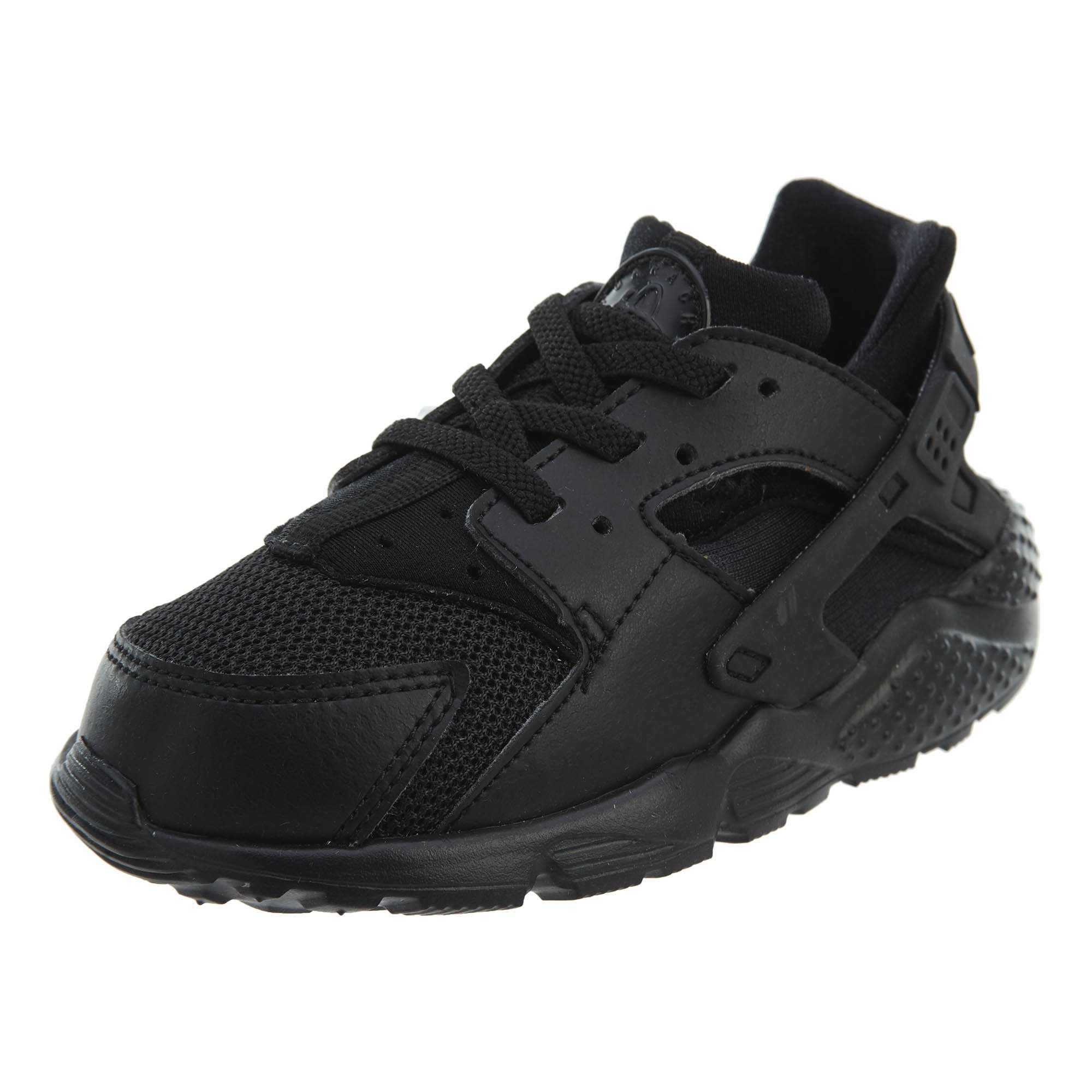 d54add9ec9ab Galleon - Nike Huarache Infant Toddler 704950-016 Black (8c)