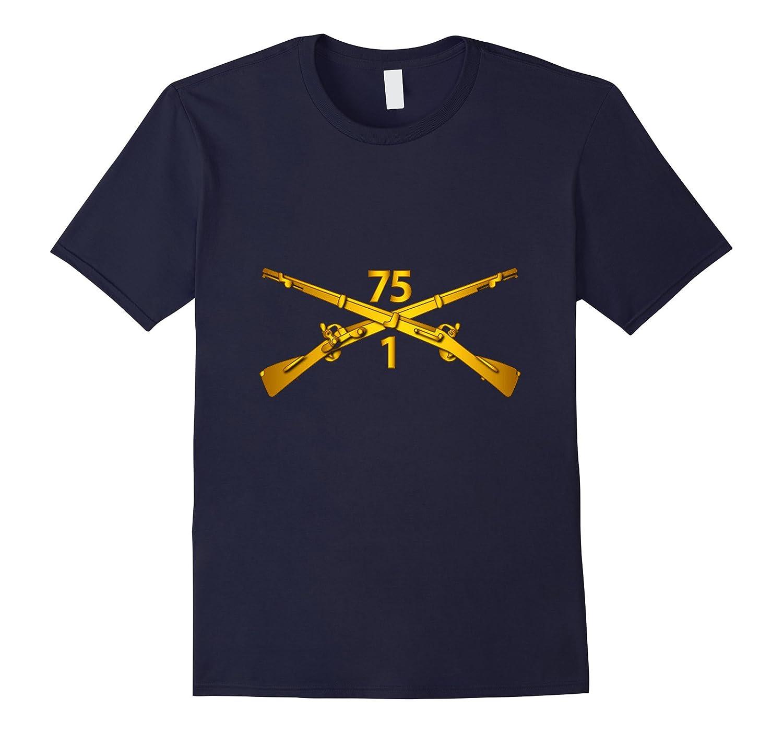 1st Battalion - 75th Infantry Regiment (Ranger) Tshirt-TH
