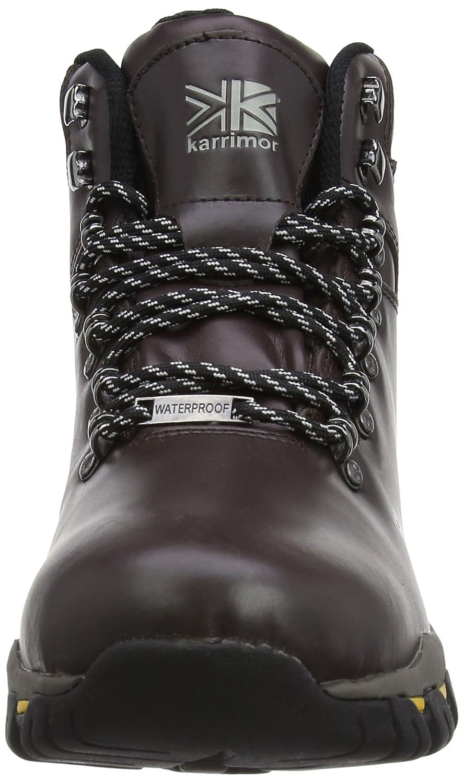 49b2817a8aa Karrimor Mendip Leather II Weathertite, Men High Rise Hiking Shoes