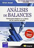 Análisis De Balances