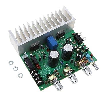 MagiDeal DA7294 100W Dual Channel High Power Audio Amplificador Junta Módulos