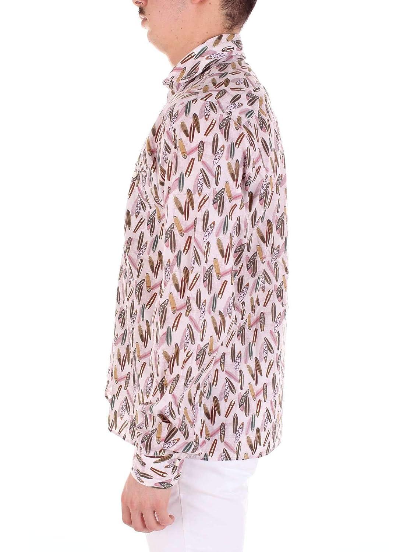 Capri Luxury Fashion Mens Shirt Spring