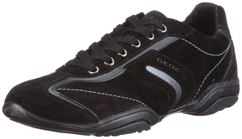 TALLA 36 EU. Geox Donna Arrow D1320F00022C9999 - Zapatillas Fashion de Ante para Mujer