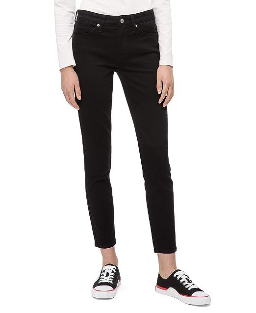 Jean Calvin Ckj Amazon Mid Skinny Fit 011 Klein ca Women's Rise U8qrUwR