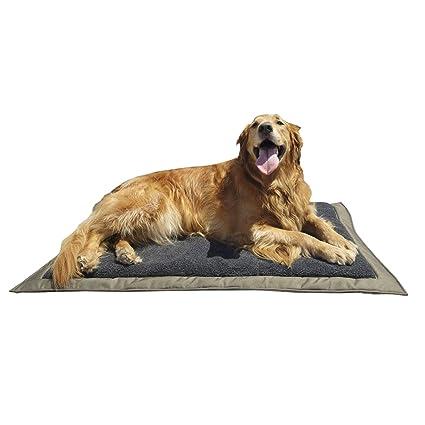 Travel Dog Bed >> Amazon Com Lightspeed Outdoors Self Inflating Fleece Top Cover
