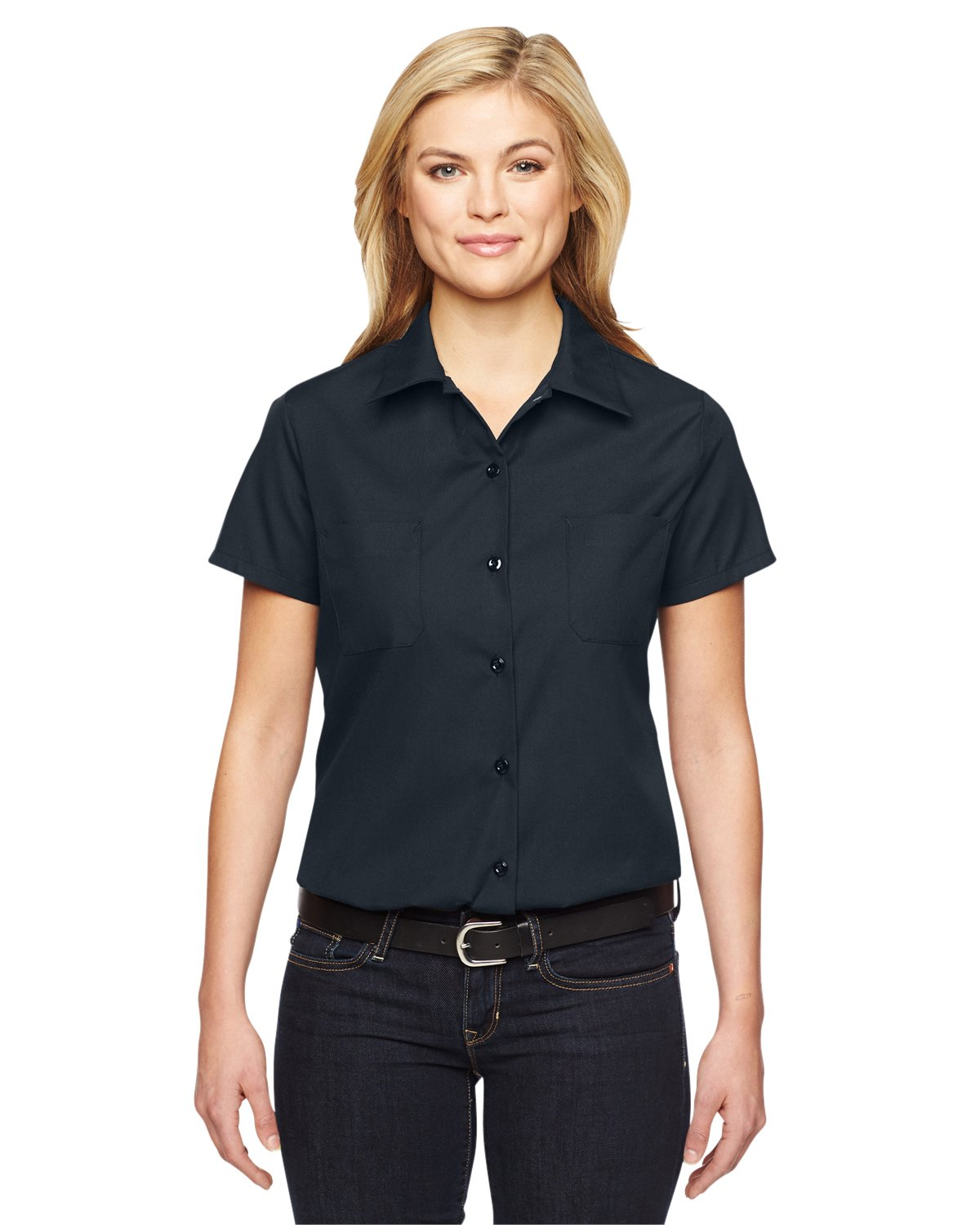 Dickies FS5350 Women's Industrial SS Work Shirt