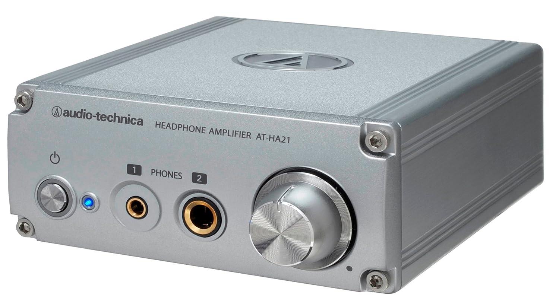 audio-technica ヘッドホンアンプ AT-HA21