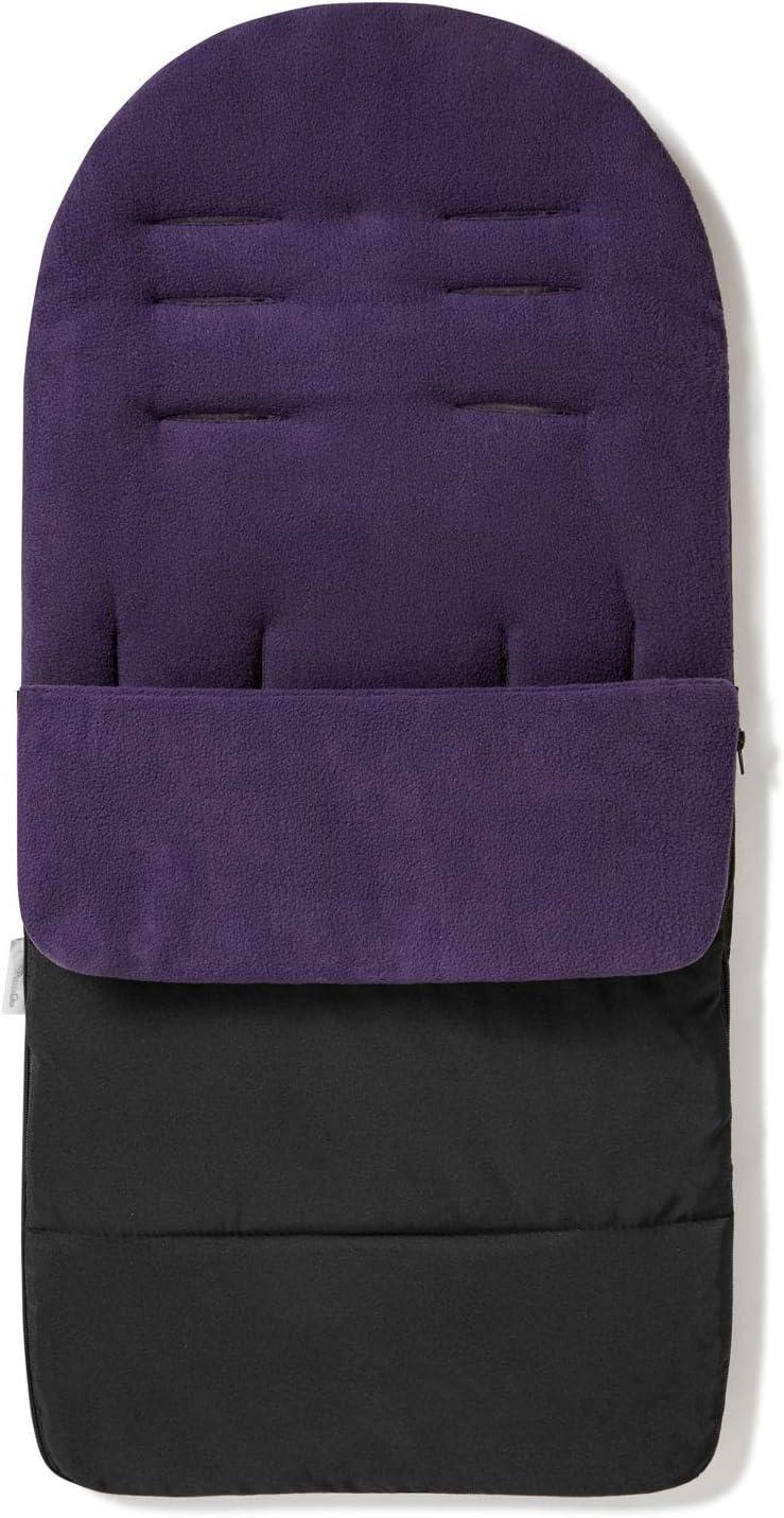 Plum Purple Premium Footmuff//Cosy Toes Compatible with Chicco Nunu