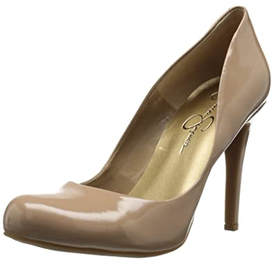 f295897383 Amazon.com | Jessica Simpson Women's Calie Pump | Pumps