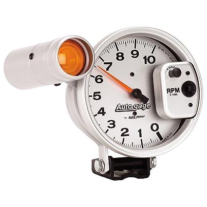 amazon com auto meter 233911 autogage silver tachometer automotiveShow Details For Auto Meter 2306 Autogage Mini Tachometer #9