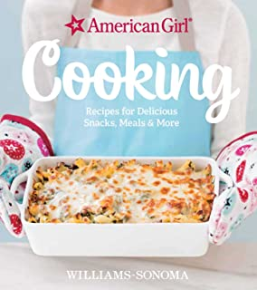 Amazon american girl baking recipes for cookies cupcakes american girl cooking recipes for delicious snacks meals more forumfinder Images