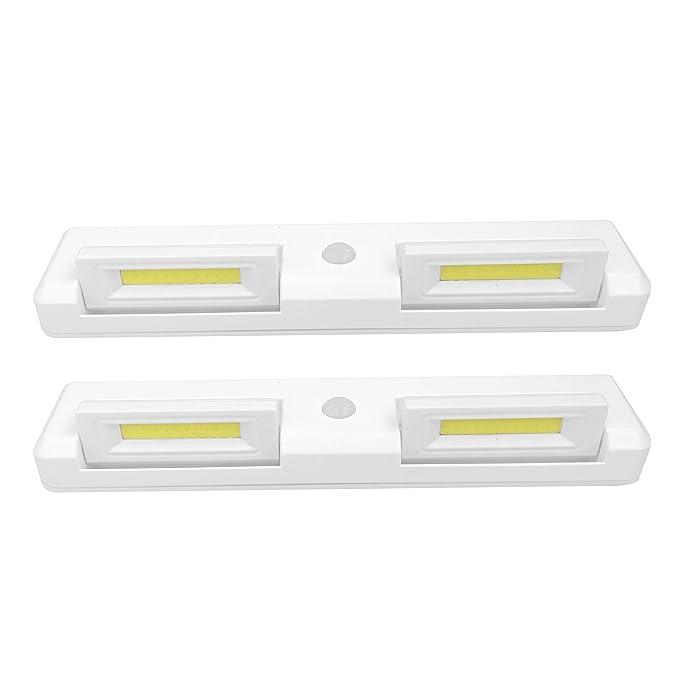 Amazon.com: Seville Classics - Barra LED ajustable de doble ...