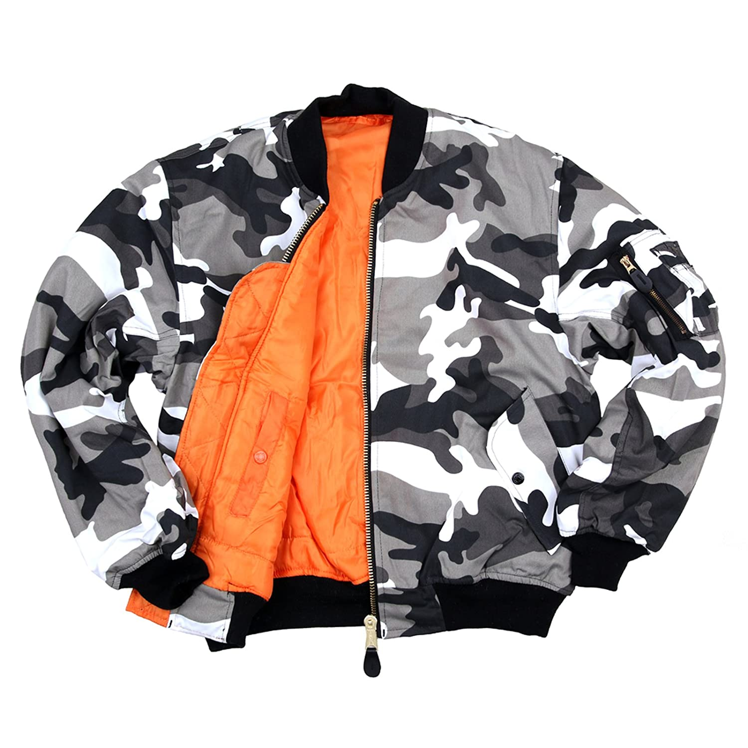 AlxShop – Bombers ma-1 Camouflage