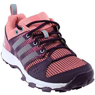 fc01fd075d7 adidas Womens Galaxy Trail Athletic   Sneakers Red