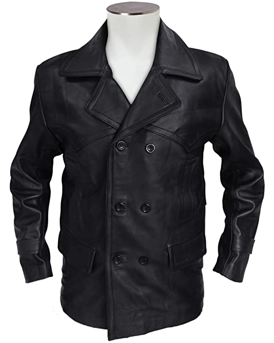 Doctor Who Trench Leather Coat