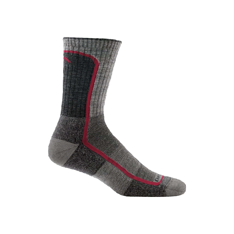 Darn Tough Vermont Men's Merino Wool Micro-Crew Light Cushion Hiking Socks D1913M