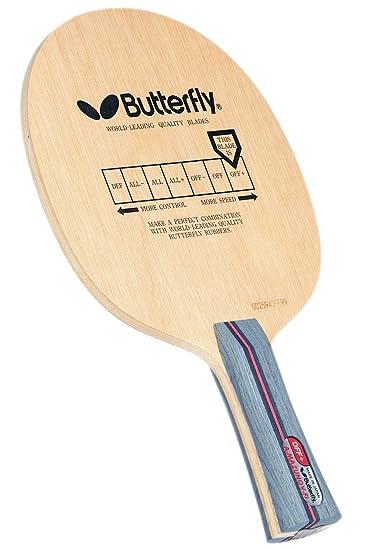fdb0cef3a Raquete de Tênis de Mesa Clássica Butterfly Mazunov  Amazon.com.br ...