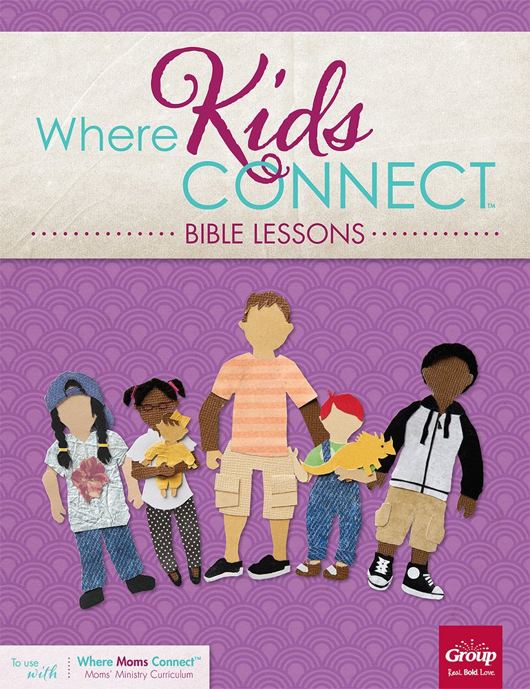 Download Where Kids Connect Bible Lessons, Volume 3 pdf