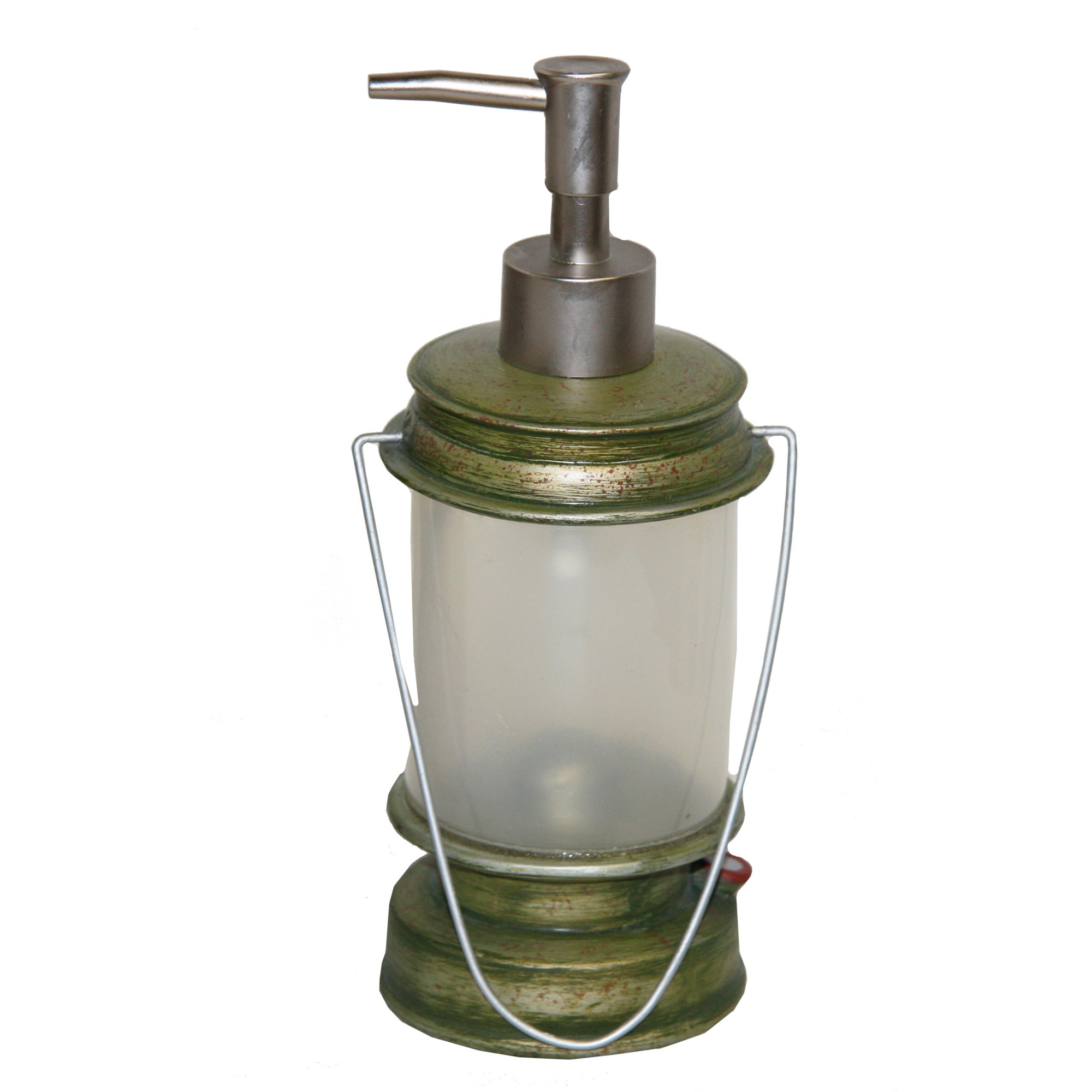 Bacova Guild Born to Fish Lotion Dispenser