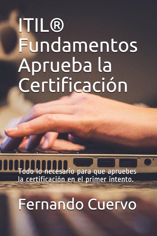 Encantador Fundamentos De ITIL Certificación Libro Foto ...