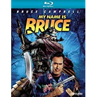 My Name Is Bruce (Blu-Ray) [Import allemand]