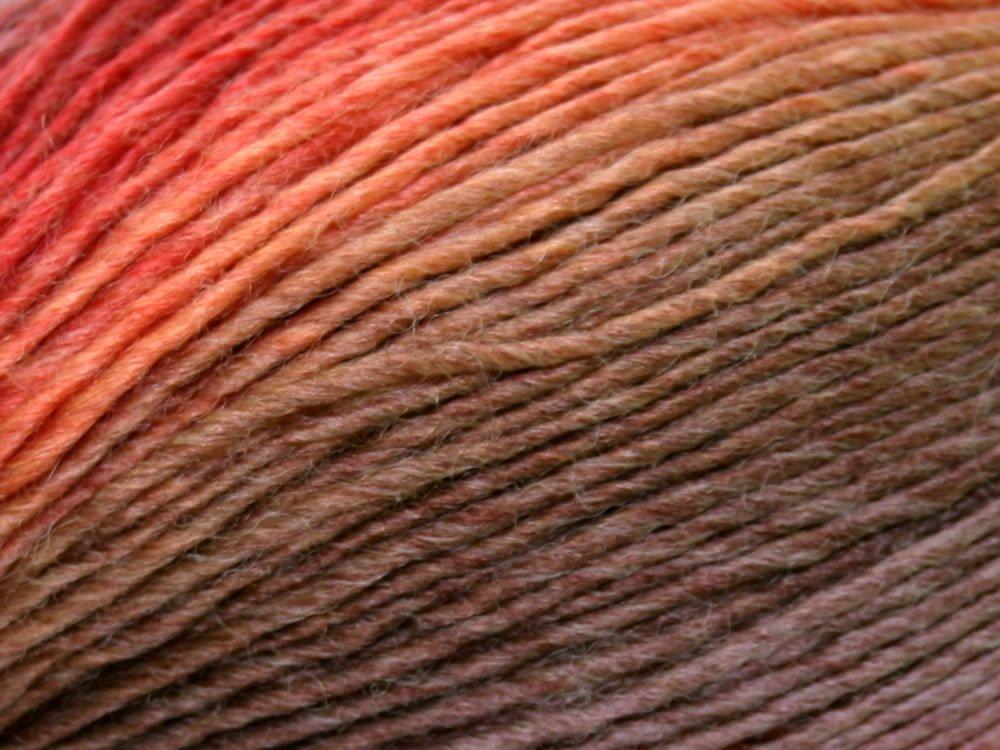 King Cole Urban Yarn Wool 100g Ball Red